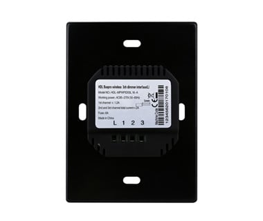 3CH Wireless Dimming Power Interface US (L Type) Image
