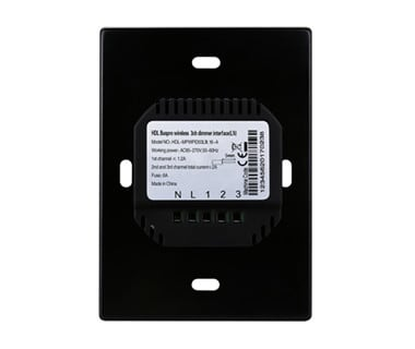 3CH Wireless Dimming Power Interface US (L+N Type) Image