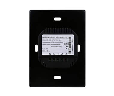 3CH Wireless Switch Power Interface US (L+N Type) Image