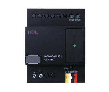 64CH DALI Ballast Dimming Actuator Image