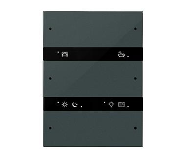Granite Series 4 Buttons Smart Panel US Image