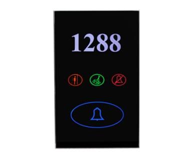 Intelligent Hotel Door Bell Image
