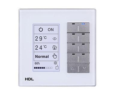 Modern Series DLP Smart Panel EU with Metal Frame Image
