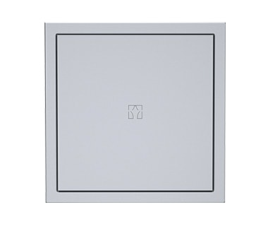 KNX Tile Series 1 Button Panel A Image
