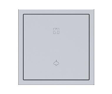 KNX Tile Series 1 Button Panel B Image