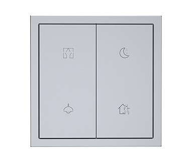 KNX Tile Series 2 Buttons Panel B Image