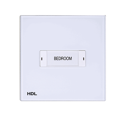 iFlex Series 1 Button Smart Panel EU Image