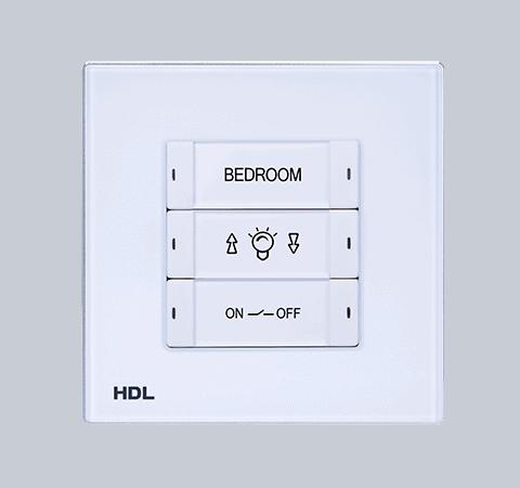 iFlex Series 3 Buttons Smart Panel EU Image
