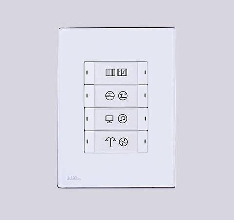 iFlex Series 4 Buttons Smart Panel US Image