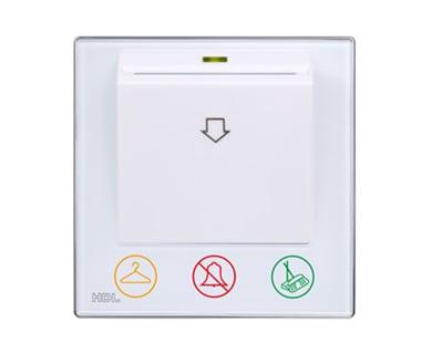 RF Card Reader & Master Control EU With 3 Service Button Image