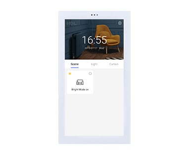S57 Multifunctional Touch Panel Image