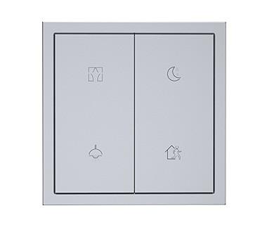 Tile Series 2 Button Panel B Image