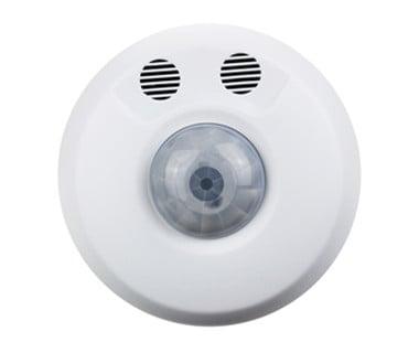 Wireless Ceiling Mount Ultrasonic & PIR Sensor Image