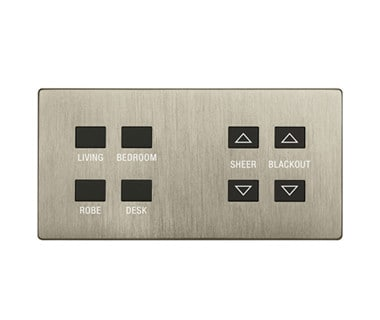 iElegance Series 8 Buttons Smart Panel Image