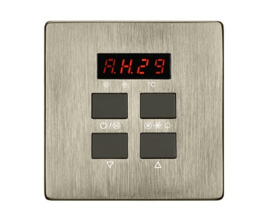 iElegance Series Air Condition Control Panel Image
