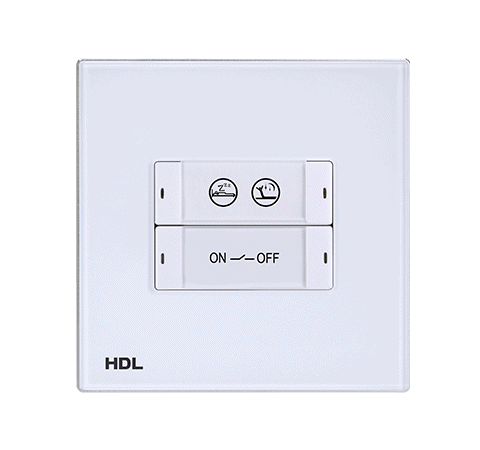 iFlex Series 4 Buttons Smart Panel EU Image