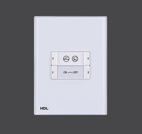 iFlex Series 4 Buttons Smart Wall Panel US Image