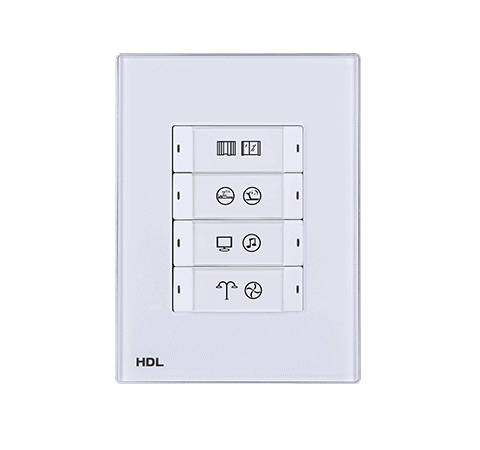 iFlex Series 8 Buttons Smart Panel US Image