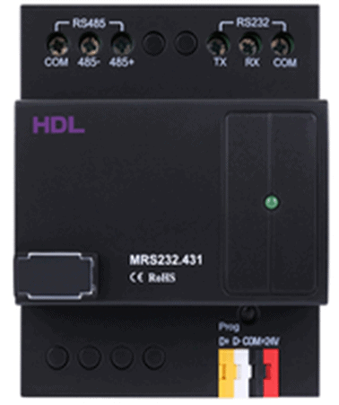 RS232/RS485 Gateway Timer version for Airkit Image